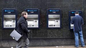 Makler klauen Daten Zehntausender Barclays-Kunden