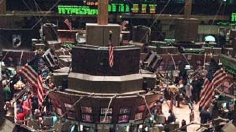 Börse New York, Drehscheibe für das große Geld