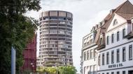 Im beschaulichen Basel steht die Bank für Internationalen Zahlungsausgleich.