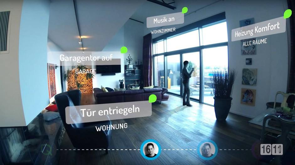 Smart Home ist der Anfang - in Zukunft wird noch viel mehr vernetzt sein.