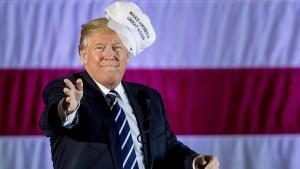 Trumps vermeintlicher Schutzpatron