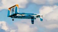 Amazon hat nun sein zweites Drohnen-Modell offenbart.