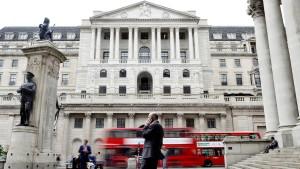 Bank of England will Steuerzahler schützen