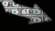 Auch die Dollar-Währungshüter sind nun pessimistischer.
