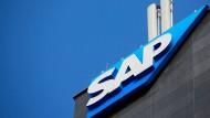 Bei den Erlösen überrascht SAP die Marktbeobachter.