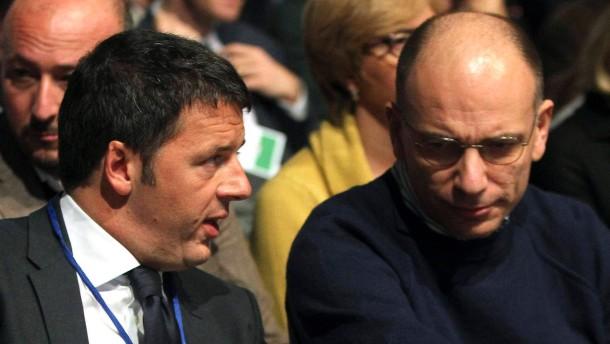 Will Renzi durch seinen Reformplan an die Macht?
