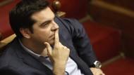Athen wollte gegen deutsche Firmen vorgehen