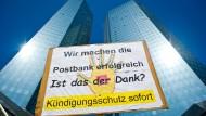 Deutsche Bank beschließt Verkauf der Postbank