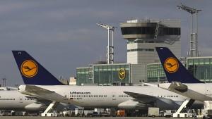Lufthansa-Aktienkurs plus 6 Prozent