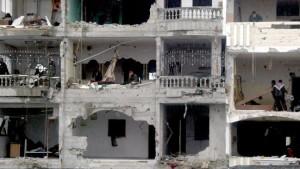 Humanitäre Krise und wirtschaftlicher Kollaps