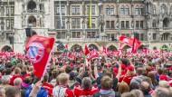 Auch in der Börsenliga ist München Serienmeister