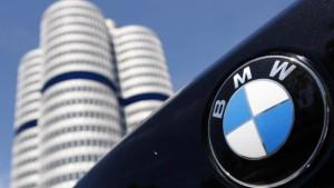 BMW rechnet mit höheren Verkaufszahlen