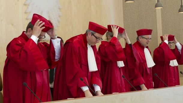 Bundesverfassungsgericht zu Urteilsabsprachen im Strafprozess