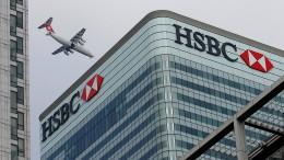 Großbank HSBC zahlt Frauen 59 Prozent weniger