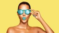 So wirbt Snap für die Kamera-Sonnenbrille.