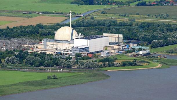 Unbekannte Variable im Atomausstieg