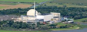 Der Energiekonzern EON klagt auf Schadenersatz in dreistelliger Millionenhöhe wegen der von Bayern und Niedersachsen im März 2011 angeordneten vorübergehenden Betriebseinstellung der Kernkraftwerke Isar 1 und Unterweser (Bild).