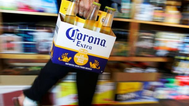 Corona gehört bald dem weltgrößten Brauereikonzern