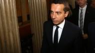Österreichs neuer Kanzler ruft  in Wien New Deal aus