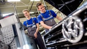 Volkswagen bereit zu Hardware-Nachrüstungen