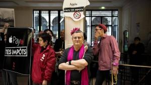 Kein Hausverbot für Aktivisten in Apple-Läden