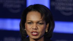 Ökonomen: kritisch - Frau Rice: optimistisch