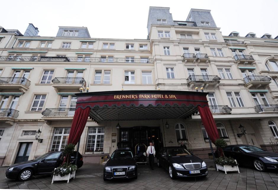 Baden Baden Hotel Brenner