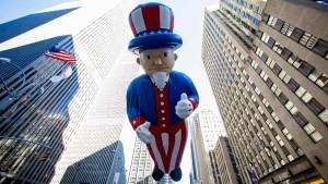 Amerikas Wirtschaft wächst überraschend stark