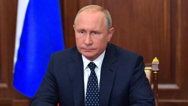 Putin macht Zugeständnisse bei Rentenreform
