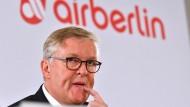 Thomas Winkelmann, Vorstandschef von Air Berlin, steht wegen seiner hohen Abfindung in der Kritik.