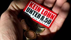 Verdi fordert Erhöhung des Mindestlohns auf 10 Euro