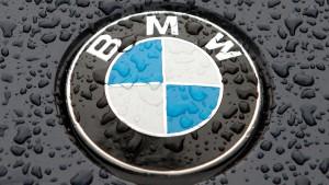 Auch BMW muss Verlust verbuchen