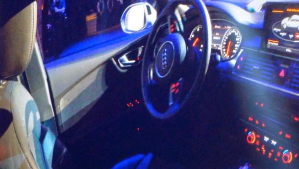 Consumer Electronics Show, CES, Audi,