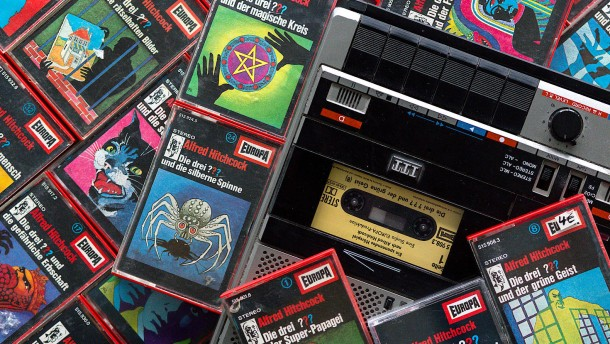 Sony Music startet eigene Hörbuch-App