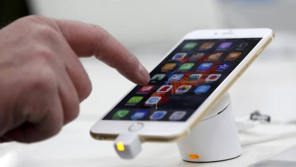 Wie ein mysteriöser Fehler das iPhone lahmlegt