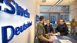 Überraschend viele Abiturienten gehen zur Bundeswehr