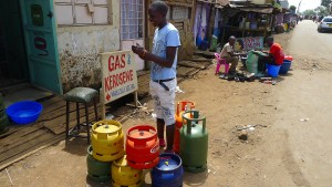 Afrika ohne Strom