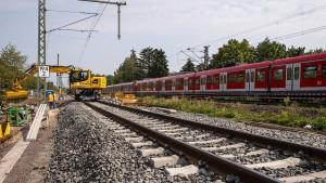 Längere Fahrzeit auf einigen Bahn-Fernstrecken