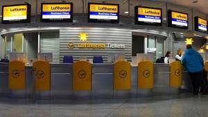 Lufthansa scheitert abermals mit Klage gegen Streik
