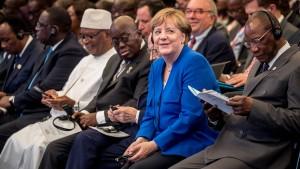 Der Merkel-Plan für Afrika