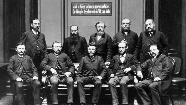 SPD um 1900