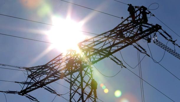 Strom wird im Westen teurer, im Osten günstiger
