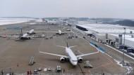 Geht an einen Investor namens Shanghai Yiqian: Flughafen Hahn