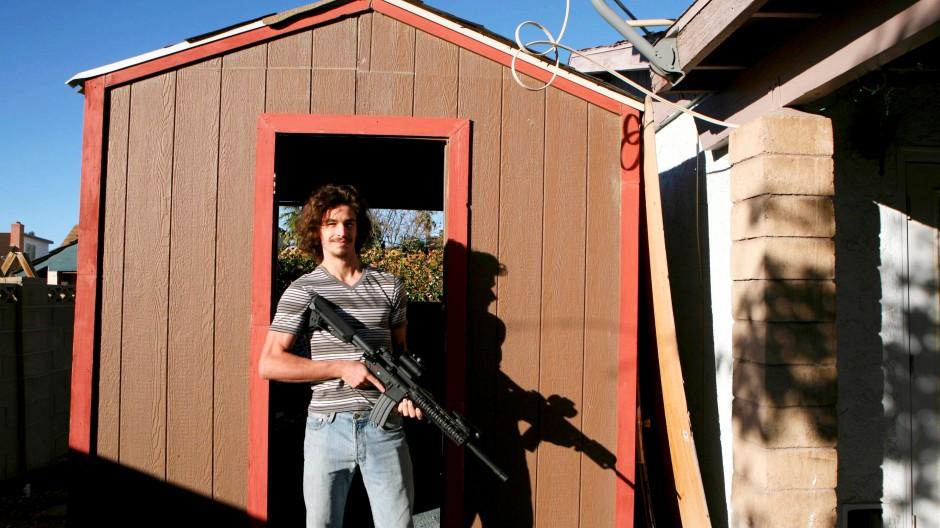 Mein Haus, mein Sturmgewehr - ein Hobbyschütze in Las Vegas