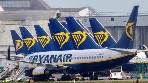 Corona-Krise brockt Ryanair im Sommer Verlust ein