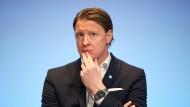 Ericsson-Chef tritt zurück