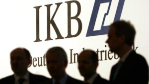 Krisenbank IKB steht zum Verkauf