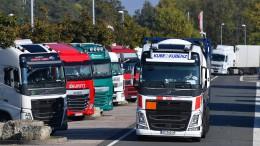 Ministerium lehnt höheres Maximalgewicht von Lastwagen ab