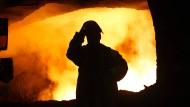 Schwache Stahlpreise bremsen bei Thyssenkrupp die Erholung aus.