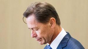Justizminister kontert Middelhoff-Kritik